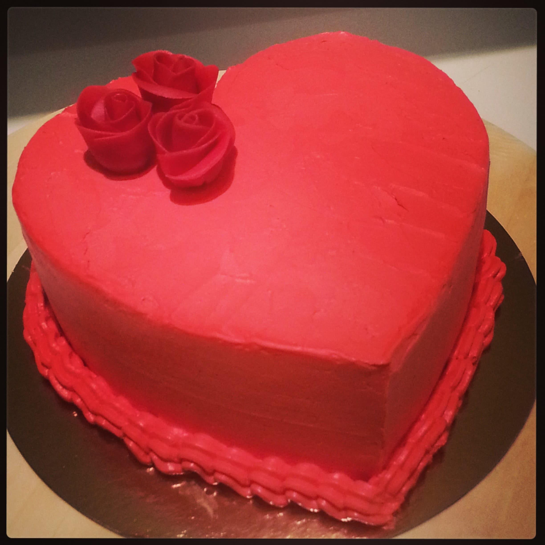 valentijn taart recept