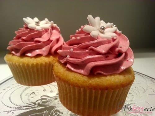 vanille cupcakes, patesserie.com