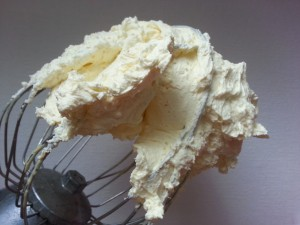 botercreme, patesserie, basis recept, taart