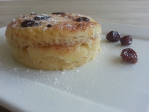terschelling, patesserie, broodpudding, cranberry