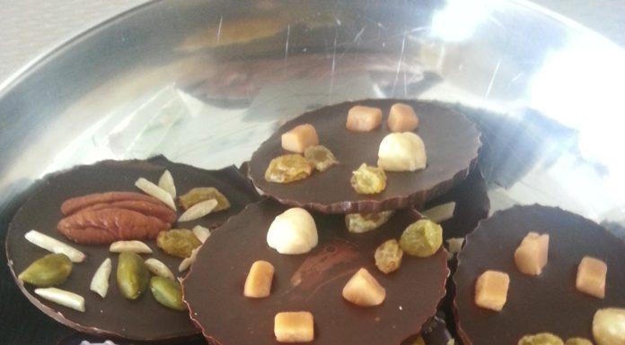 chocoladeflikken en breekchocolade, patesserie.com