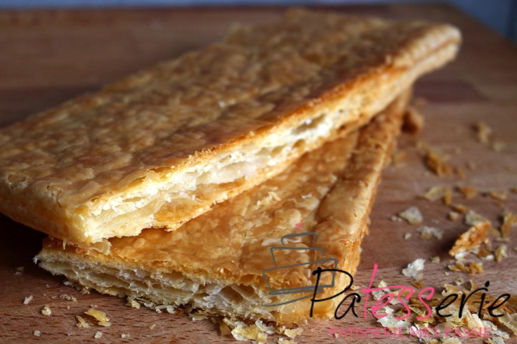 zelf bladerdeeg maken, puff pastry, www.patesserie.com