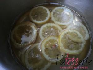 konfijten van citrusfruit