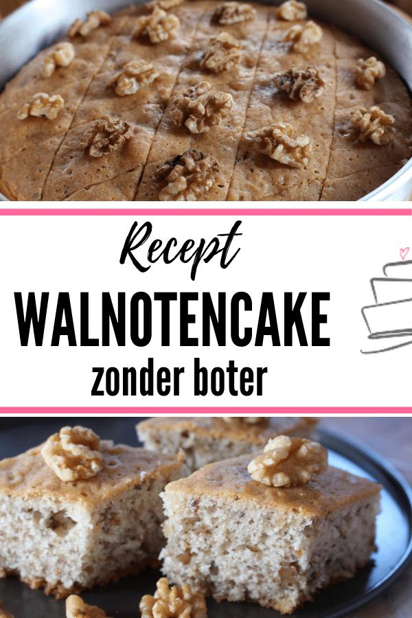 walnoten cake recept
