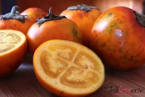 ontbijtsmoothie, naranjilla, patesserie