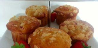aardbeienmuffins, patesserie.com