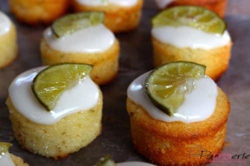 limoen mini cakes, patesserie.com