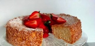 angel food cake, patesserie.com