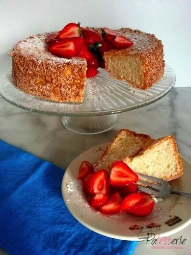 angel food cake, patesserie.com
