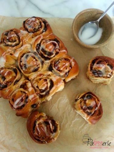 cinnamon rolls, patesserie.com