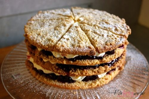 Friese Kerst Taart www.PaTESSerie.com