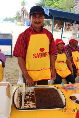 panela, cake, pan negro, ecuador, patesserie.com