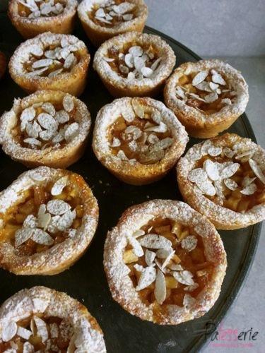 mini appeltaartjes, www.patesserie.com