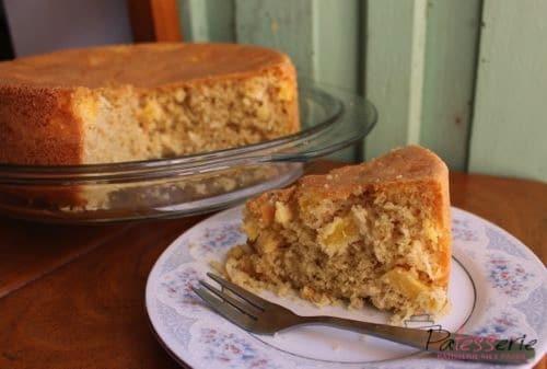 ananas kokos cake