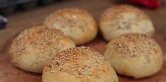 hamburgerbroodjes, brood uit eigen oven, levine van doorne, patesserie.com