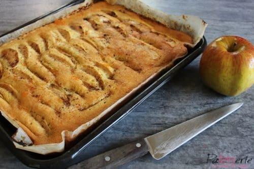 Appelcake, een klassieker om blij van te worden! (FoodblogEvent maart 2016)