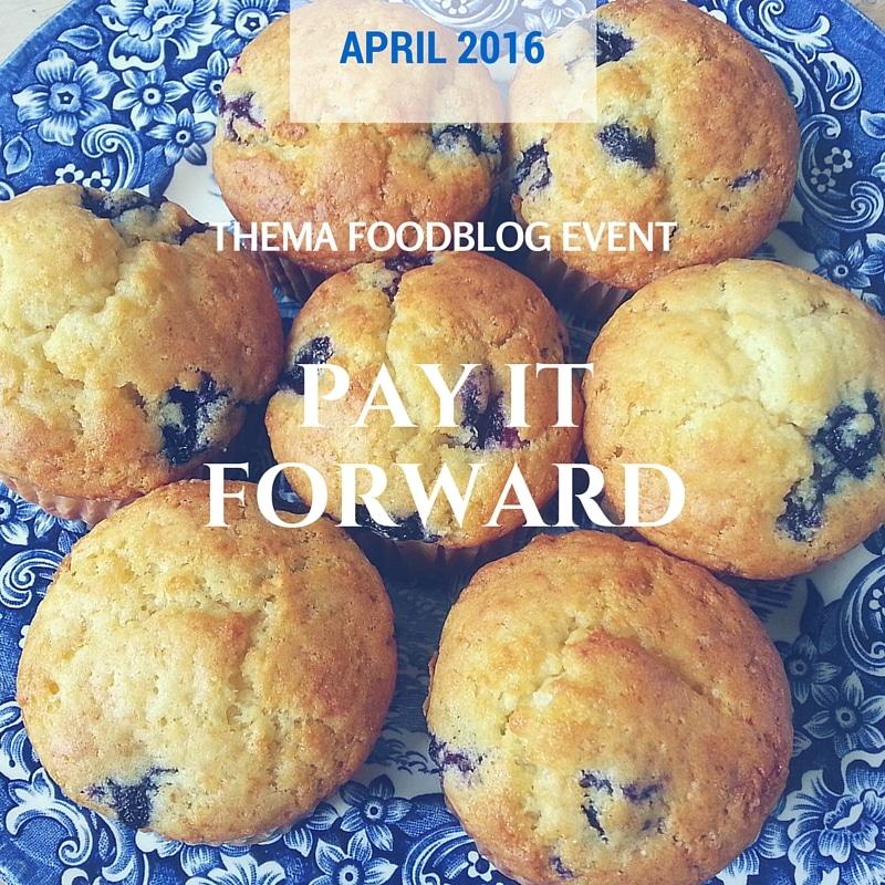 Foodblog Event, patesserie.com, pay it forward