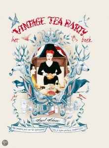 gebak boeken, patesserie.com, vintage tea party, angel adoree