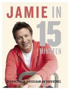 Jamie 15 min, patesserie.com, kook boeken