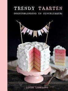 gebak boeken, patesserie.com, trendy taarten, linda lomelino
