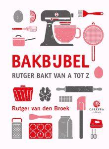gebak boeken, patesserie.com, bakbijbel, rutger van den broek
