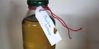 patesserie.com, suikersiroop, zelf maken