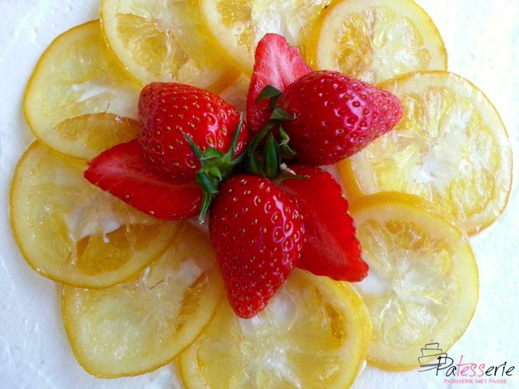patesserie, baktips, konfijten van fruit