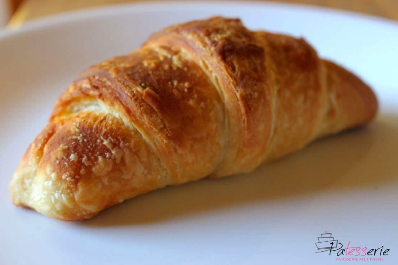 Croissants bakken