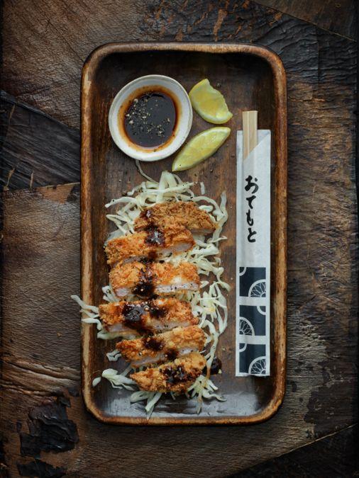 Tonkatsu, My Streetfood Kitchen, patesserie