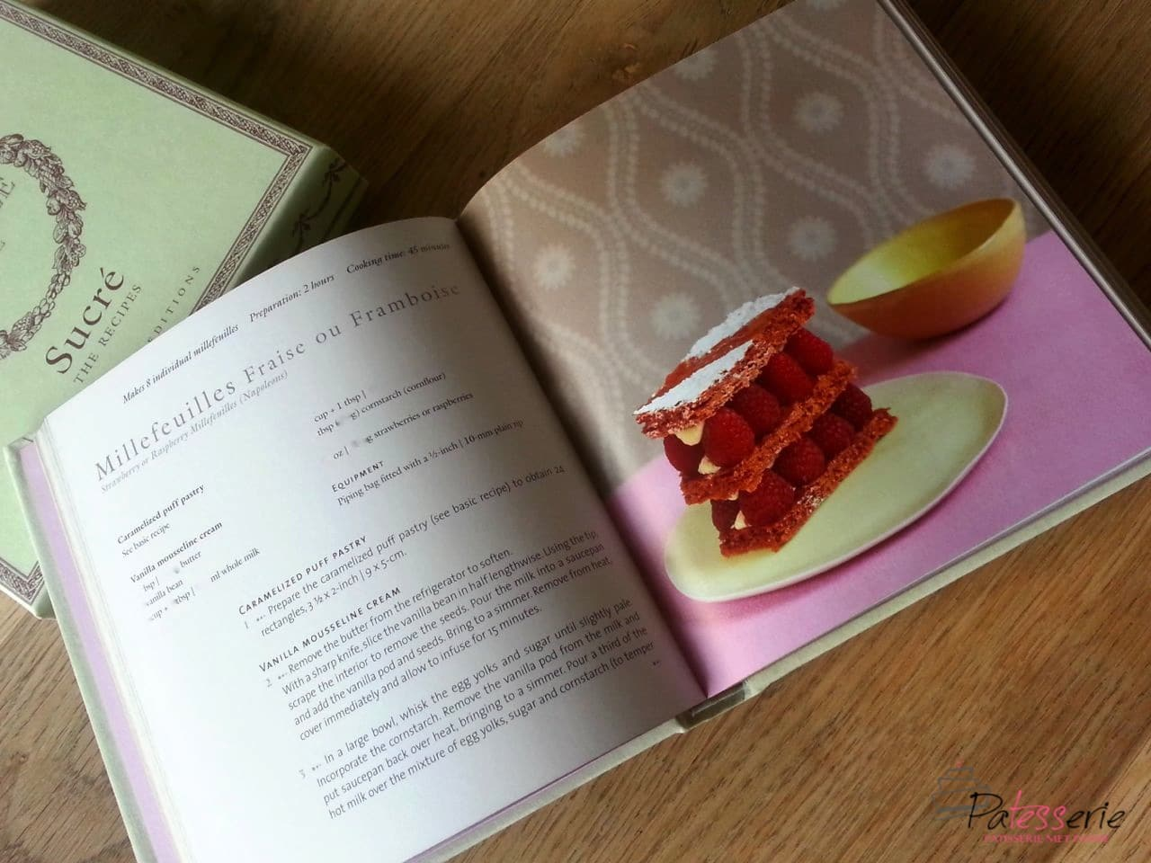 Boekentip: Ladurée Sucré , the recipes