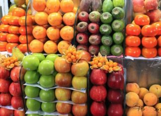 pectinegehalte van fruit, patesserie.com