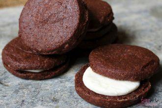 Oreo koekjes zelf maken, patesserie