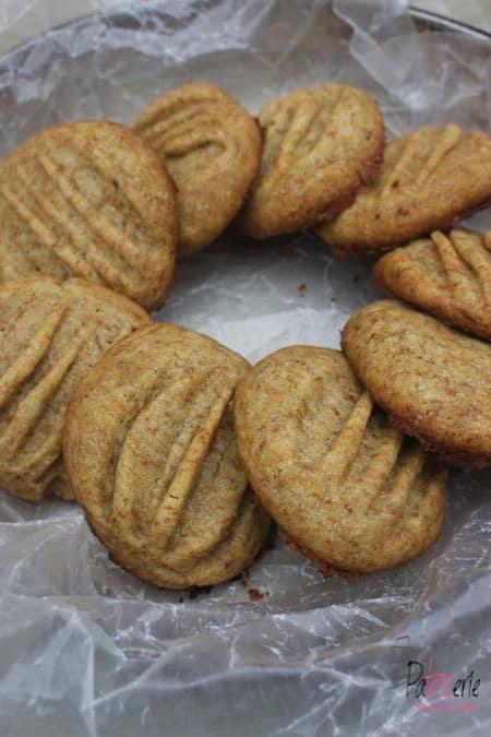 koffie koekjes, laura's bakery, basisbakboek, patesserie