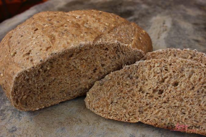 Brood met Quinoa en Chia