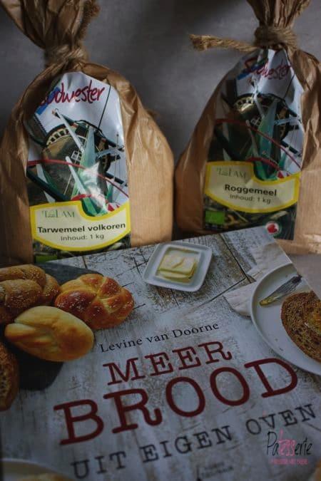 lichtbruin brood, patesserie, meer brood uit eigen oven, levine van doorne, broodbakken
