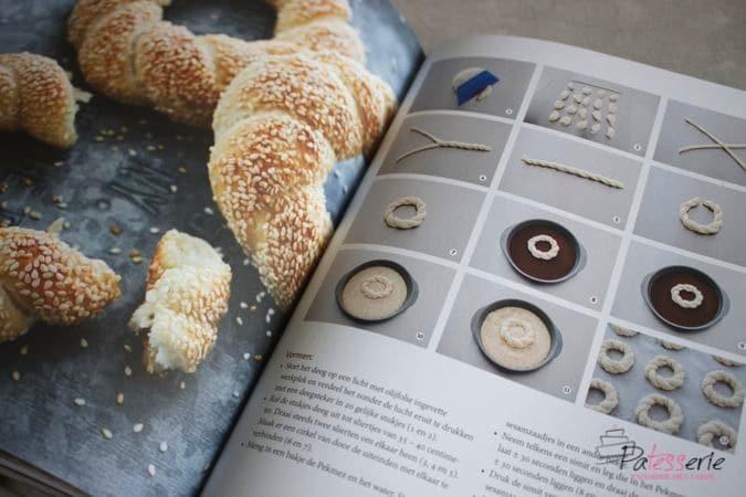 Meer brood uit eigen oven, patesserie, levine van doorne, brood bakken, boekentip