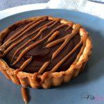 Chocolade Ganache taart, patesserie, ecuador's fine taste, hoja verde