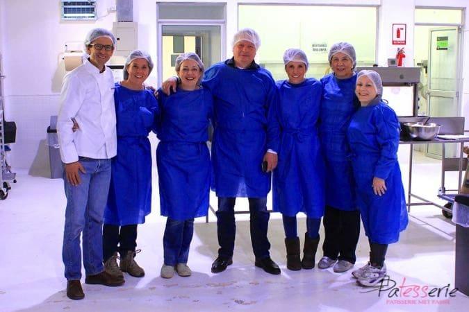 Hoja Verde, chocoladefabriek, patesserie, ecuador, cayambe