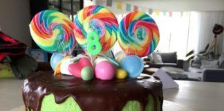 dripcake, patesserie, feest taart, verjaardagstaart