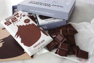 Awajún bar 52%, chocolatemakers, patesserie.com, chocolade