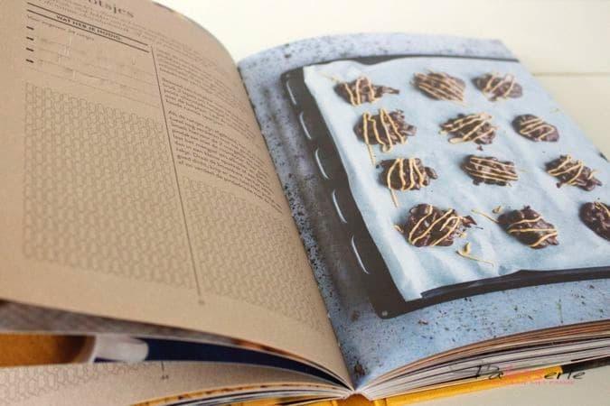 Pindakaas, patesserie.com, boek review