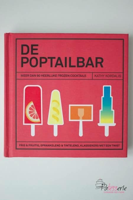 Boekentip: Poptailbar – Kathy Kordalis