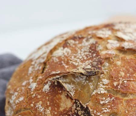 no knead bread, patesserie.com