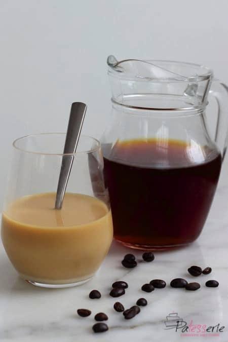 Cold brew coffee, patesserie.com