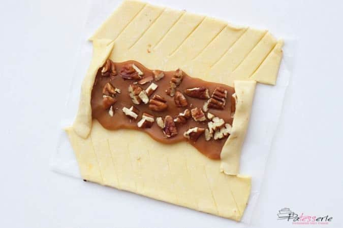 pecan caramel broodjes, pateserie.com