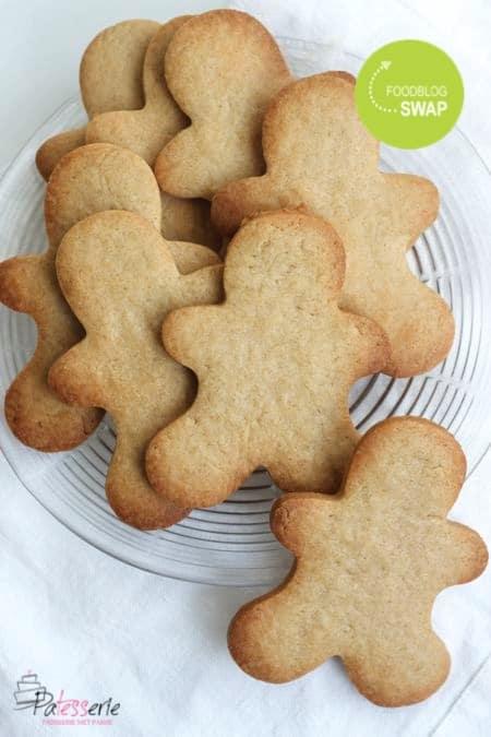 spelt gember koekjes