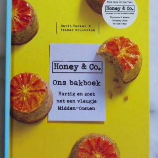 {Boekentip + winactie} Honey & Co, ons bakboek