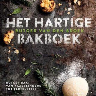 {Boekentip} Het Hartige Bakboek – Rutger van den Broek