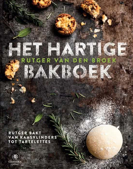 het hartige bakboek, rutger van den broek, patesserie.com