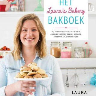 {Boektentip} Het Laura's Bakery Bakboek – Laura Kieft